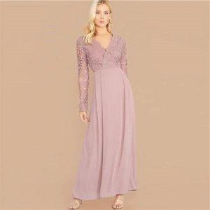 Dress boheme high end